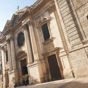Cathédrale Notre-Dame-de-la-Seds à Toulon