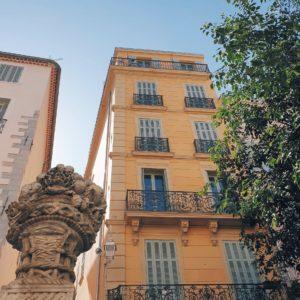Habitat provençal