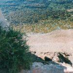 Plage de La Mitre à Toulon