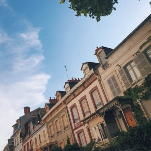 Rue Alquié à Vichy