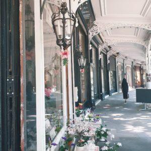 Galerie couverte à Vichy